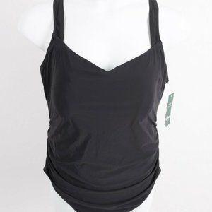 L.L Bean Women Slimming Bathing Suit Swimsuit 20W
